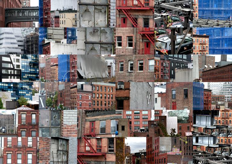 Simo Neri - How New York's High Line inspires art - 1