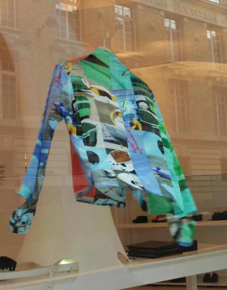 Simo Neri - Art shirt - 7