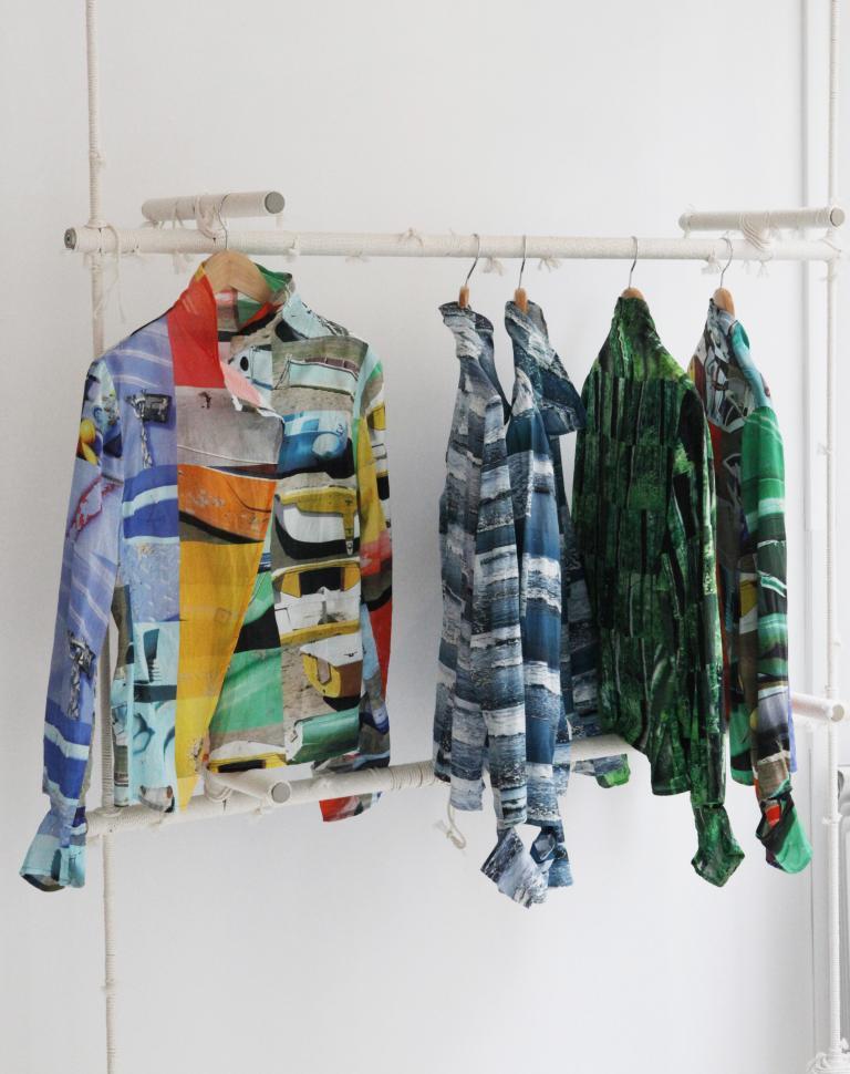 Simo Neri - Art shirt - 9