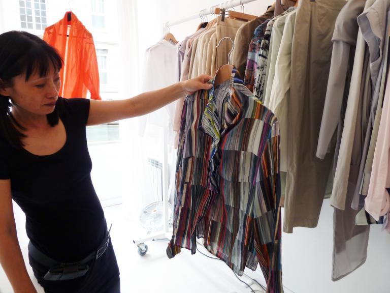 Simo Neri - Art shirt - 10