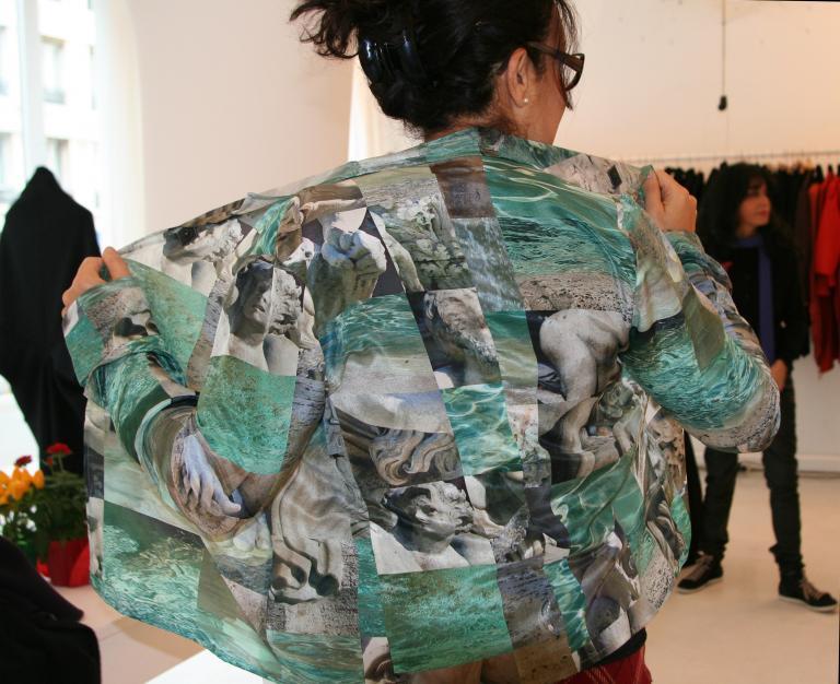 Simo Neri - Art shirt - 11