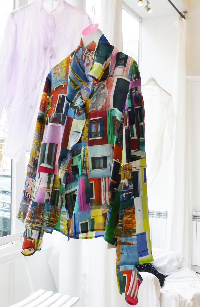Simo Neri - Art shirt - 16