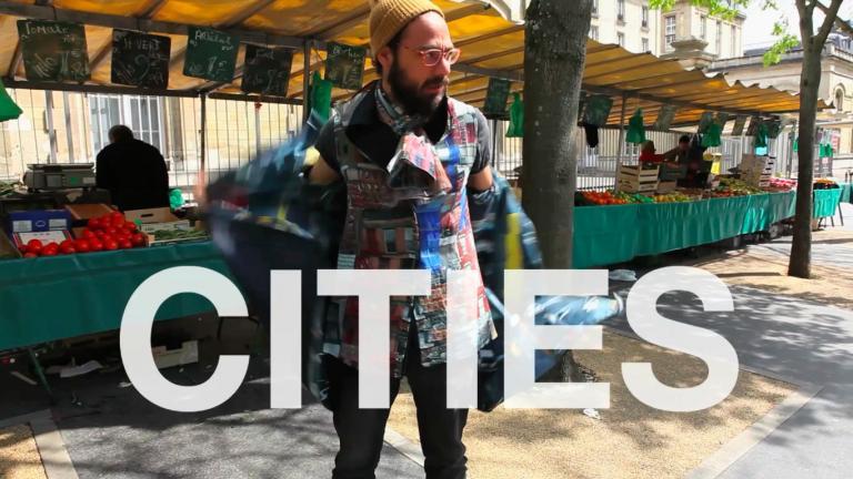 Simo Neri - Wearing Cities s'envole pour New York - 1