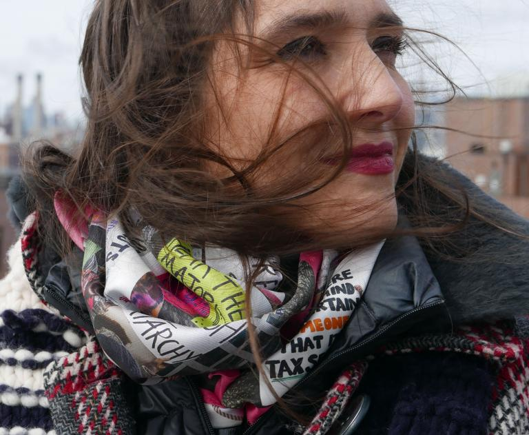 Simo Neri - American Spring 2017: Women's March - 7