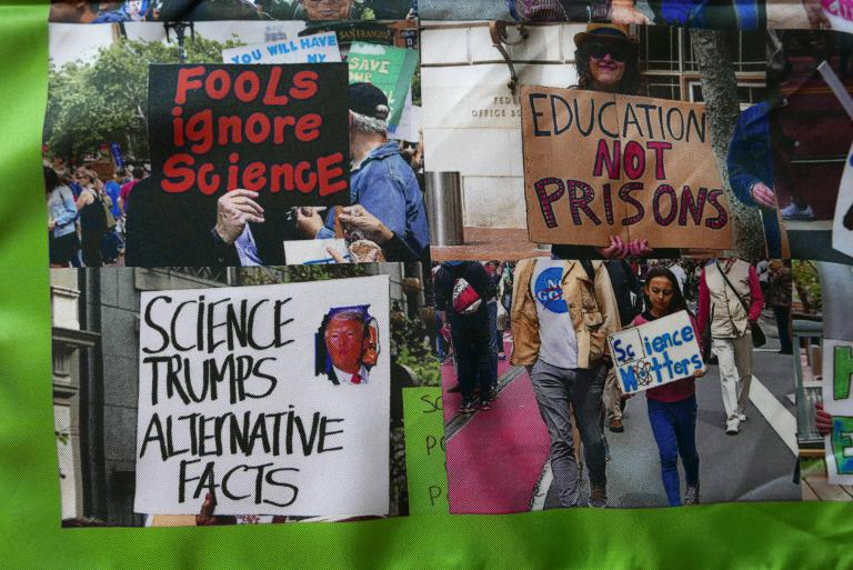 Simo Neri - American Spring 2017: March for Science - 5