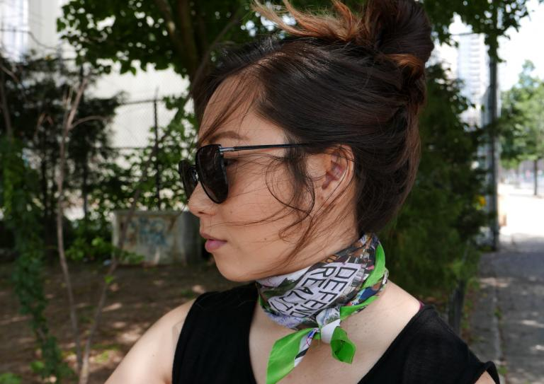 Simo Neri - American Spring 2017: introducing bandanas! - 2