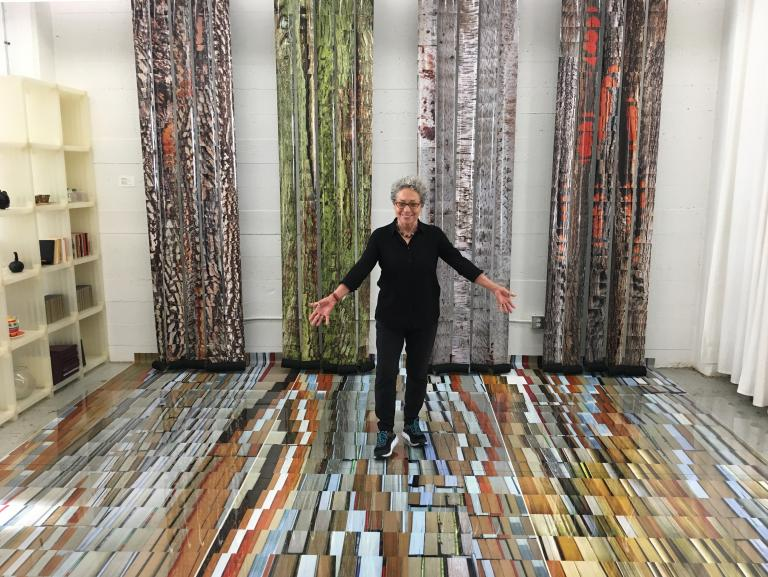Simo Neri - (English) BETWEEN THE LINES, a new installation in studio 308 - 4