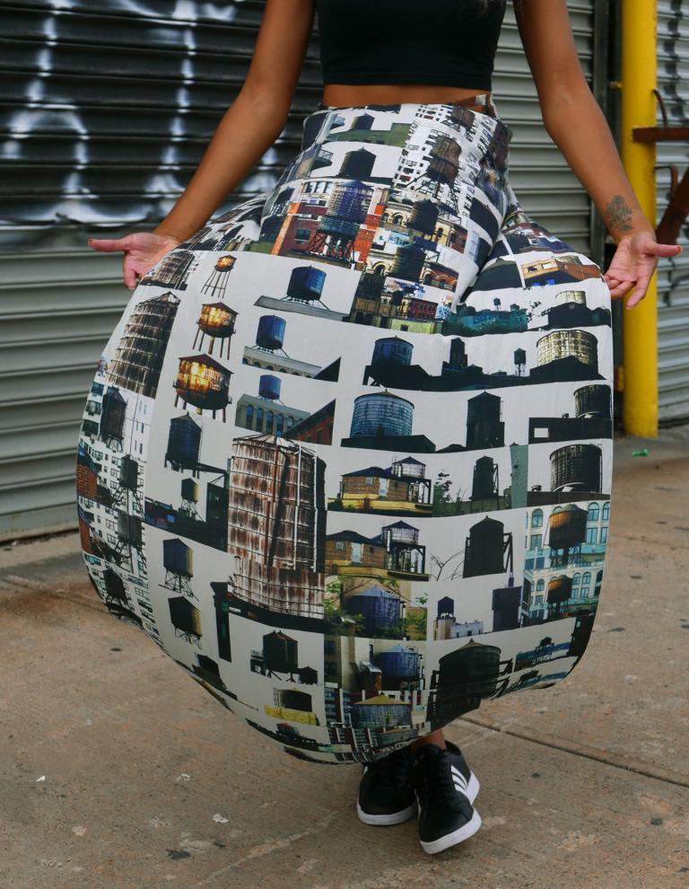 Simo Neri - NYC Water Tanks - 3