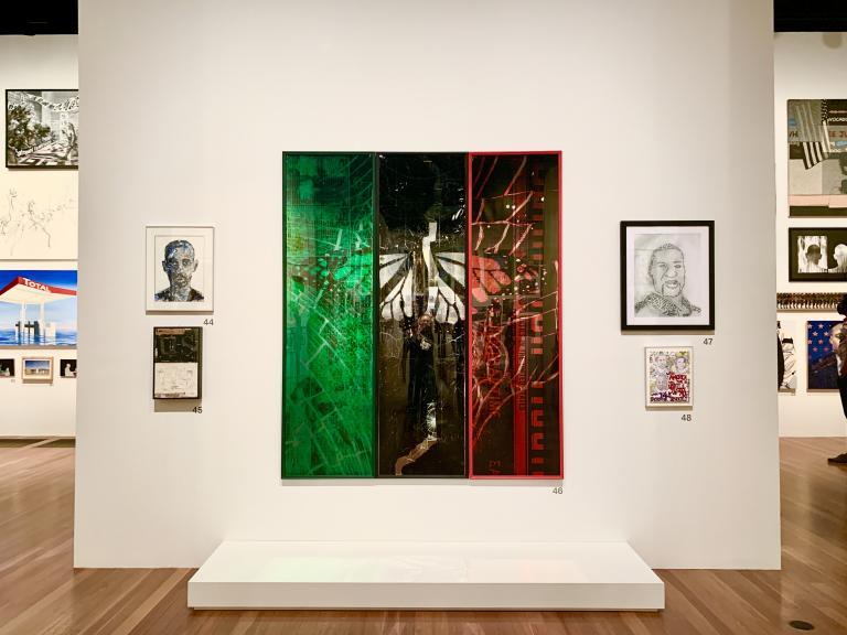 Simo Neri - The de Young Open exhibition - 10