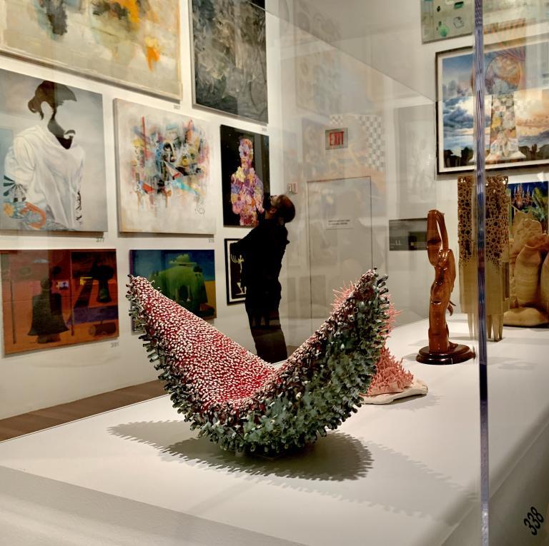 Simo Neri - The de Young Open exhibition - 12