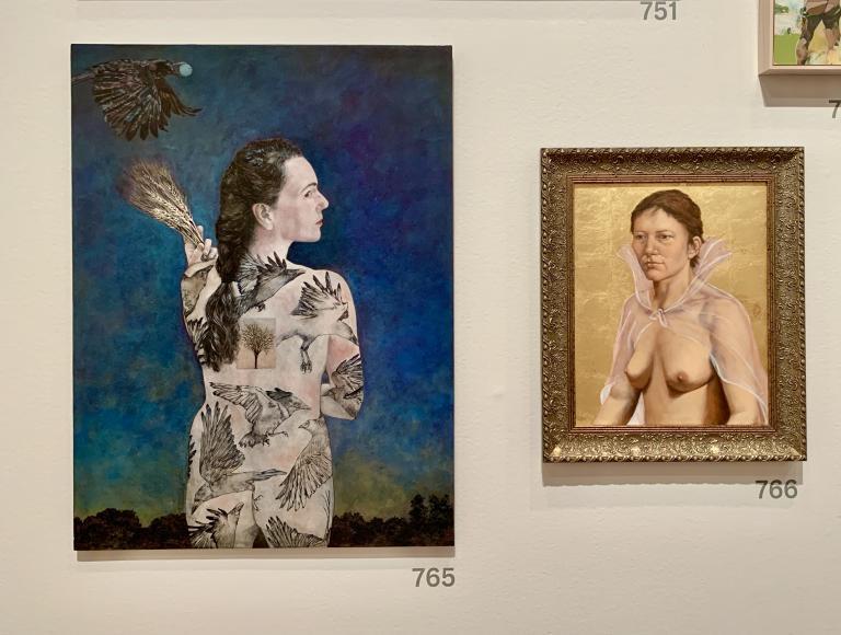 Simo Neri - The de Young Open exhibition - 16