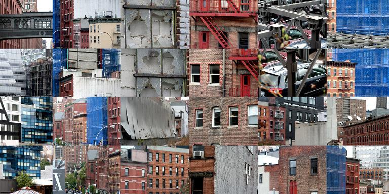 Simo Neri - How New York's High Line inspires art