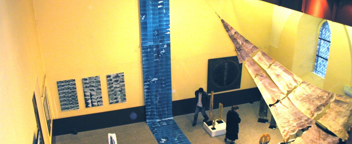 Simo Neri - 'Parallèles', contemporary art biennial