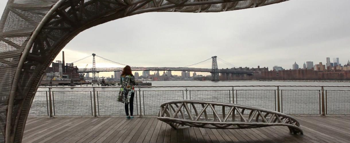 Simo Neri - Wearing Cities s'envole pour New York