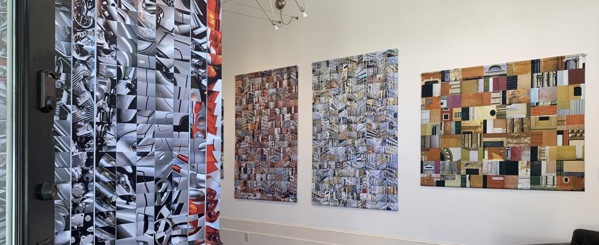 Simo Neri - URBAN RHYTHMS, a summer gallery exhibition