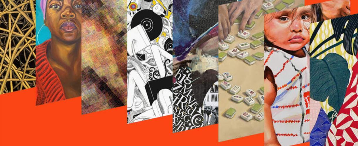 Simo Neri - The de Young Open exhibition