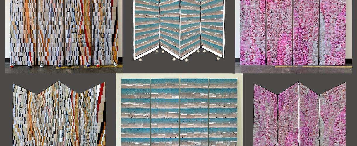 Simo Neri - The Dream Screen: Three Prototypes by Simo Neri